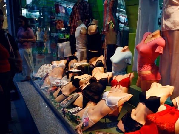 Как открыть магазин белья: краткая инструкция