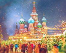 Куда зимой сходить с ребенком: выходные в Москве 2020