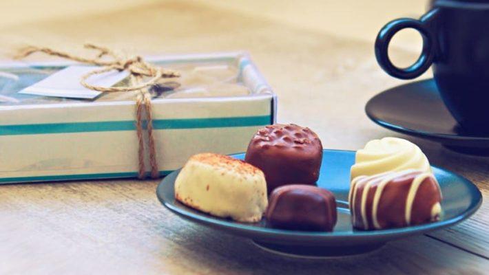 Какие конфеты лучше всего дарить девушкам?